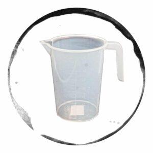 Better Brew Vas de Măsurare Gradat 4L