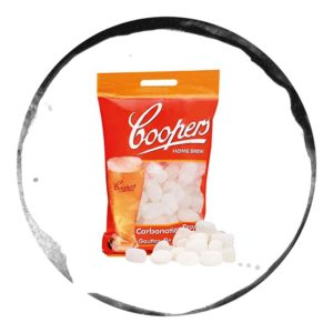 Coopers Dropsuri de Carbonatare 250g