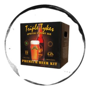 Kit Bere Extract Bulldog Triple Tykes Special Export Ale 23L