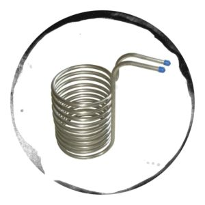 S30 Răcitor Spirală INOX pentru Mustul de Bere