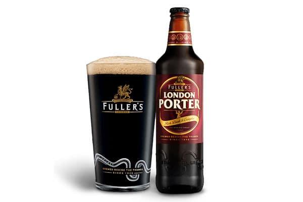Rețetă clonă Fullers London Porter