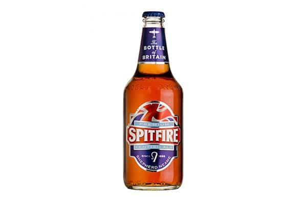 Rețetă clonă Spitfire Kentish Ale