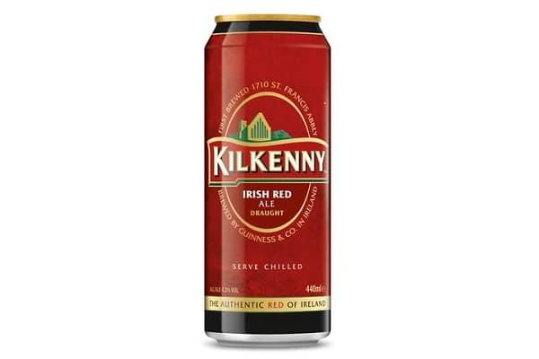 Rețetă clonă Kilkenny Irish Red Ale