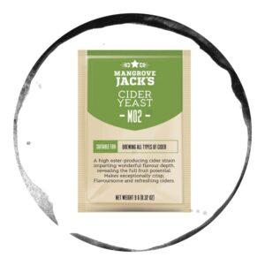 Drojdie uscată Mangrove Jack's M02 Cider 10g